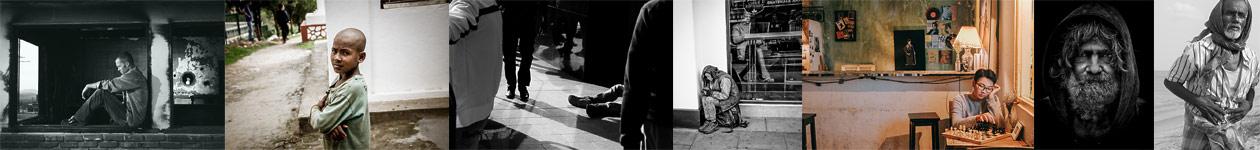 Фотоконкурс «Окраины» от галереи LoosenArt