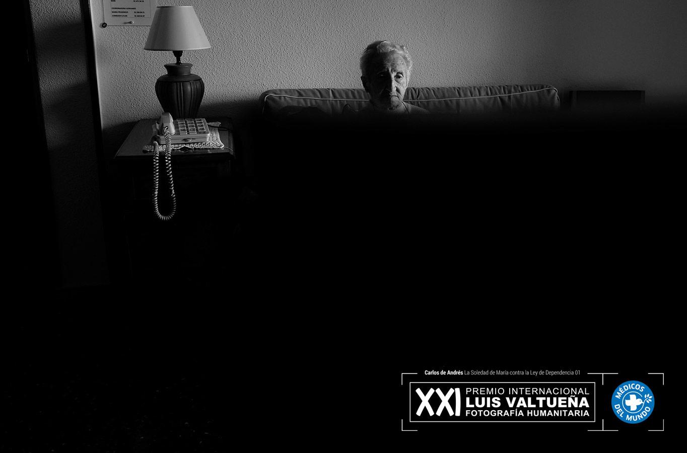 © Карлос де Андрес, Конкурс гуманитарной фотографии Луиса Вальтуэна — Luis Valtueña