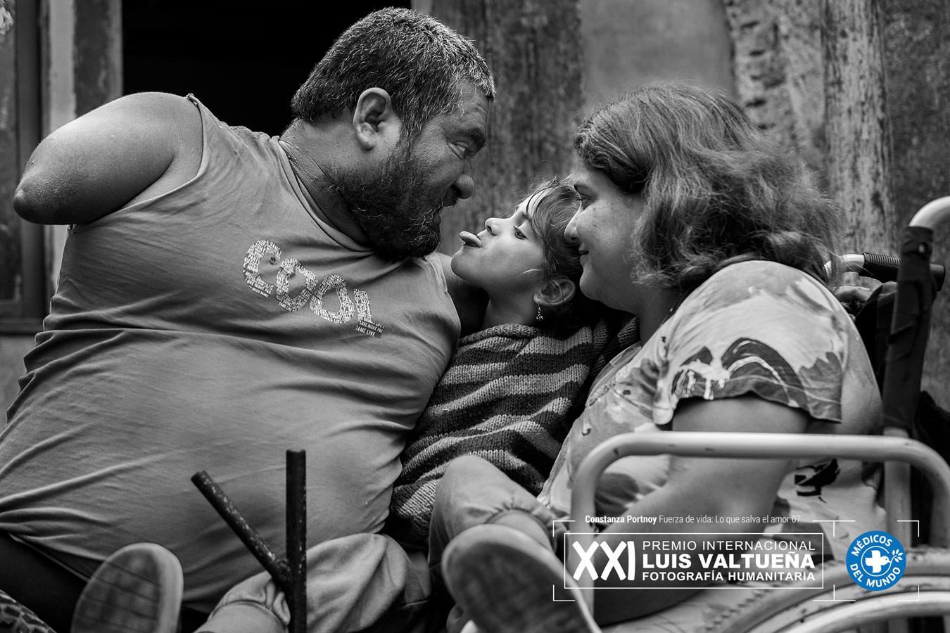© Констанца Портной, Конкурс гуманитарной фотографии Луиса Вальтуэна — Luis Valtueña