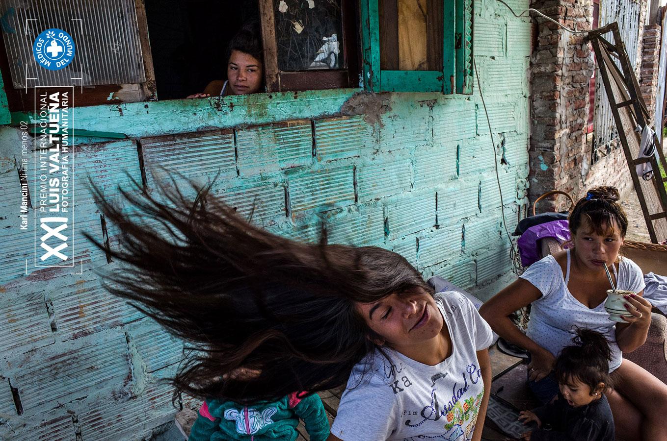 © Карл Манчини, Конкурс гуманитарной фотографии Луиса Вальтуэна — Luis Valtueña