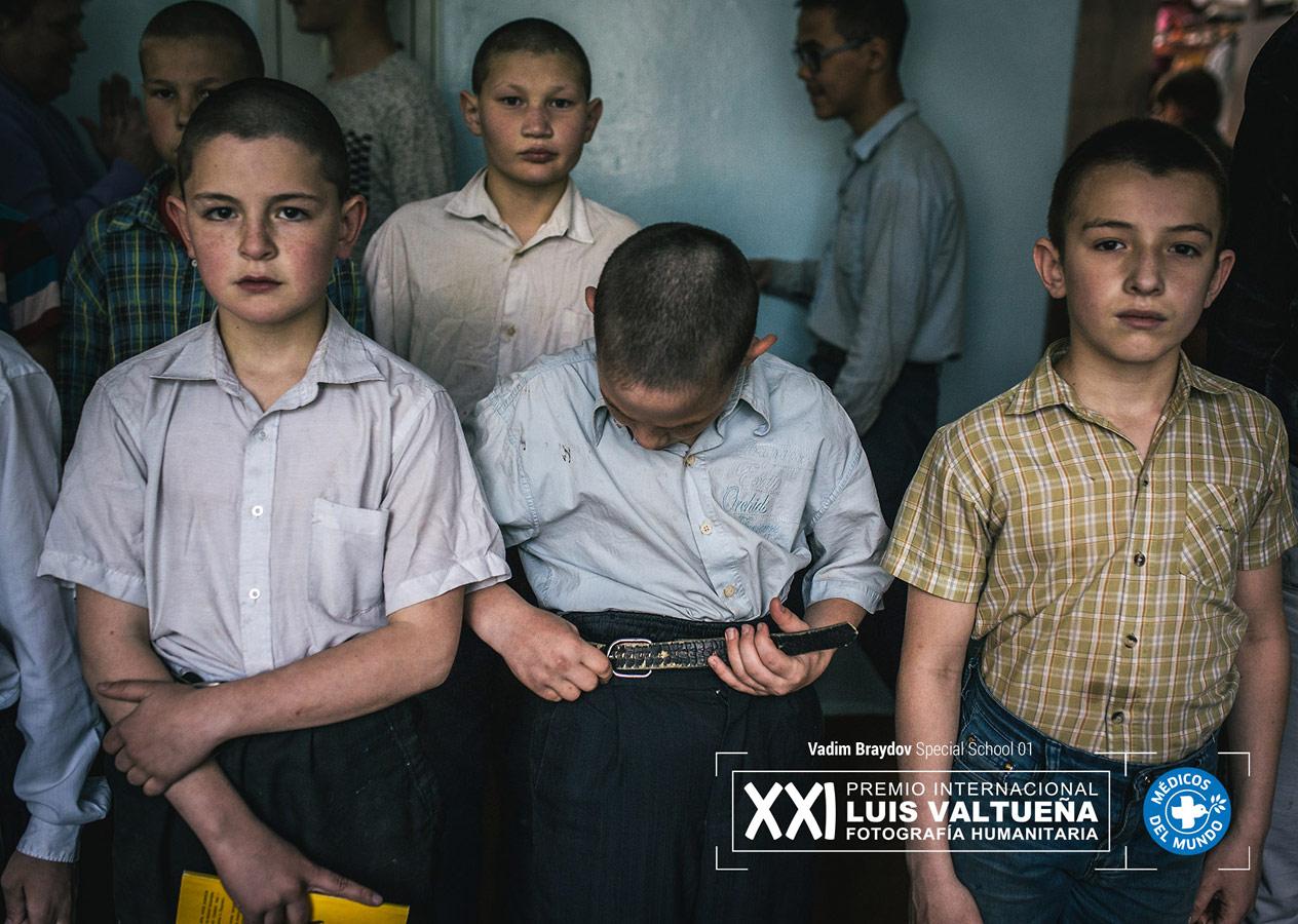 © Вадим Брайдов, Конкурс гуманитарной фотографии Луиса Вальтуэна — Luis Valtueña