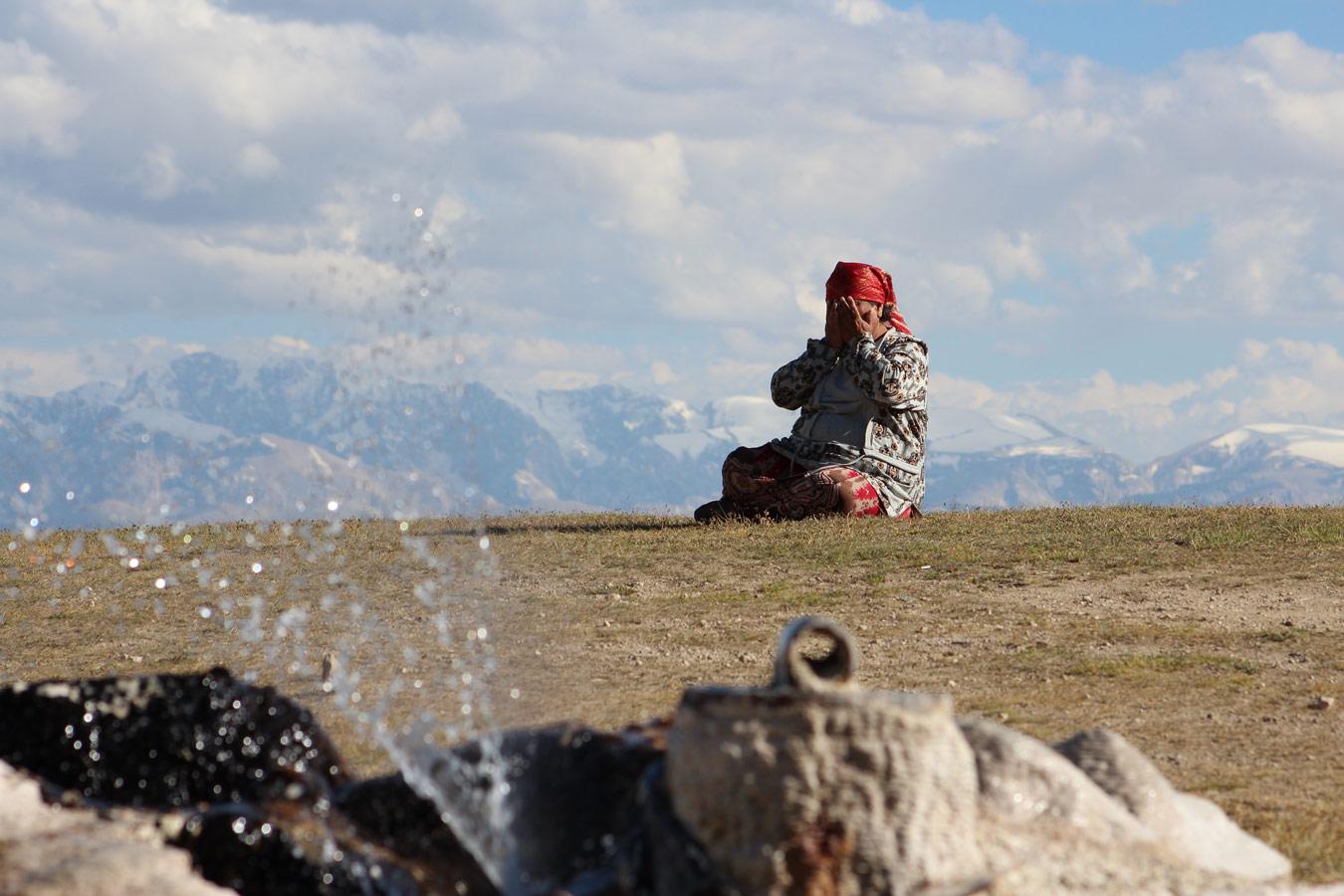 Родник Арашан, © Культурно-Исследовательский Центр Айгине, Фотоконкурс «Священные природные места»