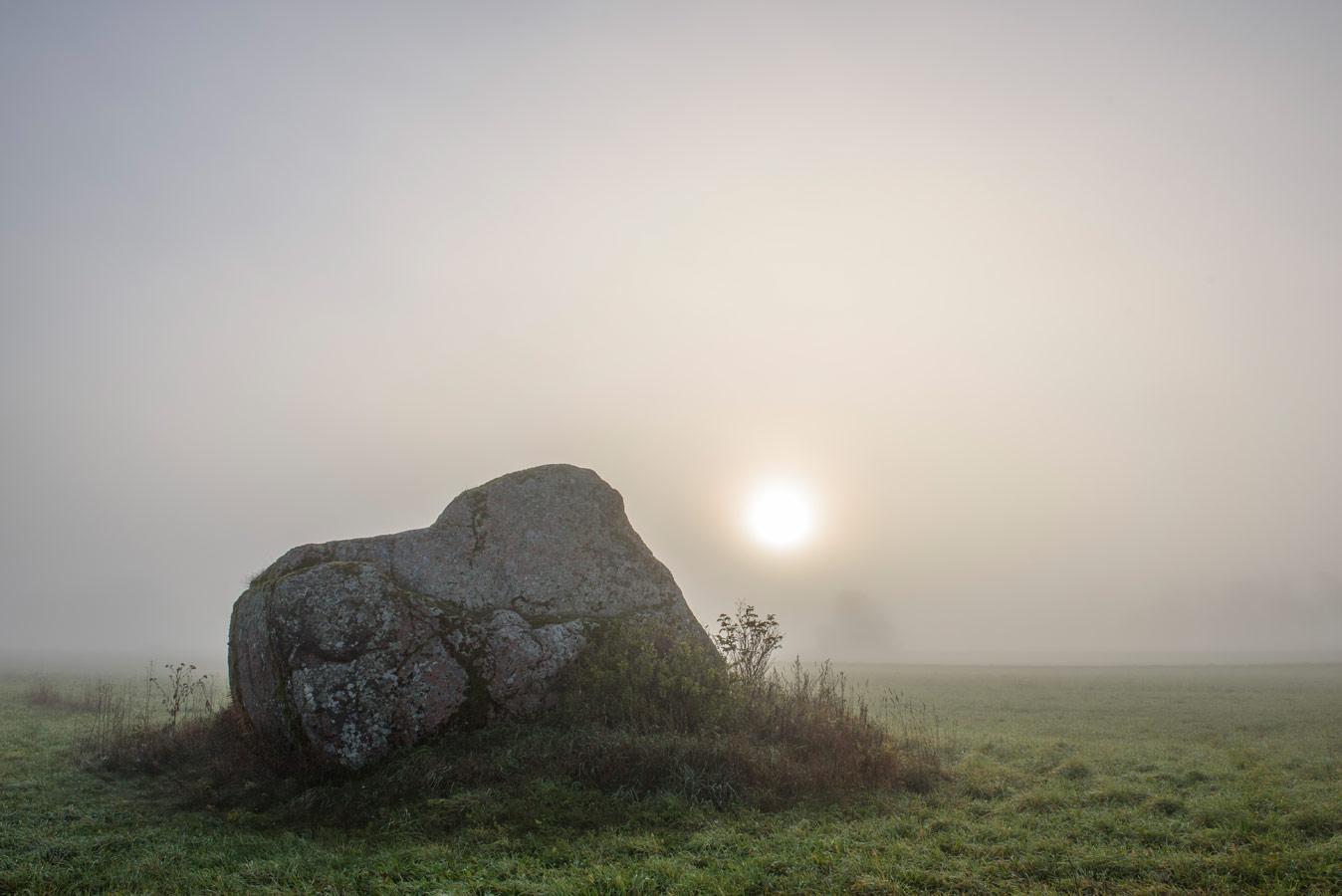 Колдовское утро, © Урве Херманн, Фотоконкурс «Священные природные места»