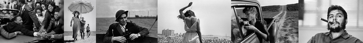 Представление в Magnum Photos