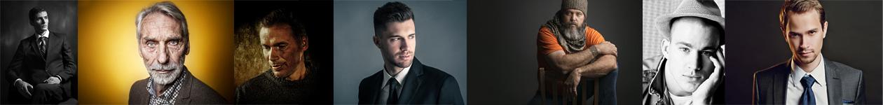 Фотоконкурс «Мужские портреты»