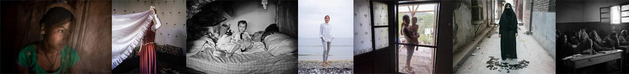 Премия фоторепортажа Мэрилин Стаффорд - Marilyn Stafford FotoReportage Award