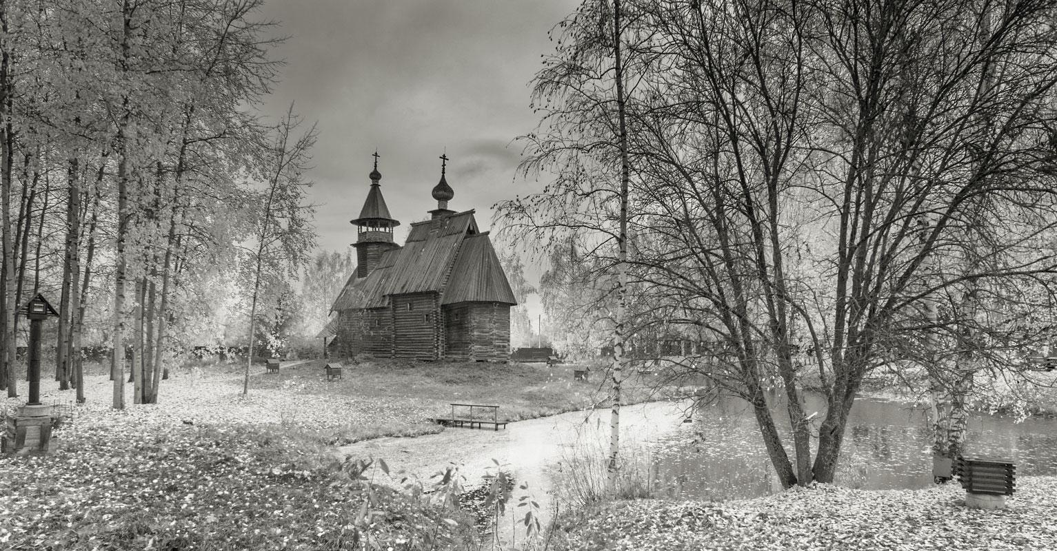 Кострома, © Юрий Притиск, Россия, Фильтр: нейтральный (ND), Фотоконкурс Marumi «Городской пейзаж со светофильтром»