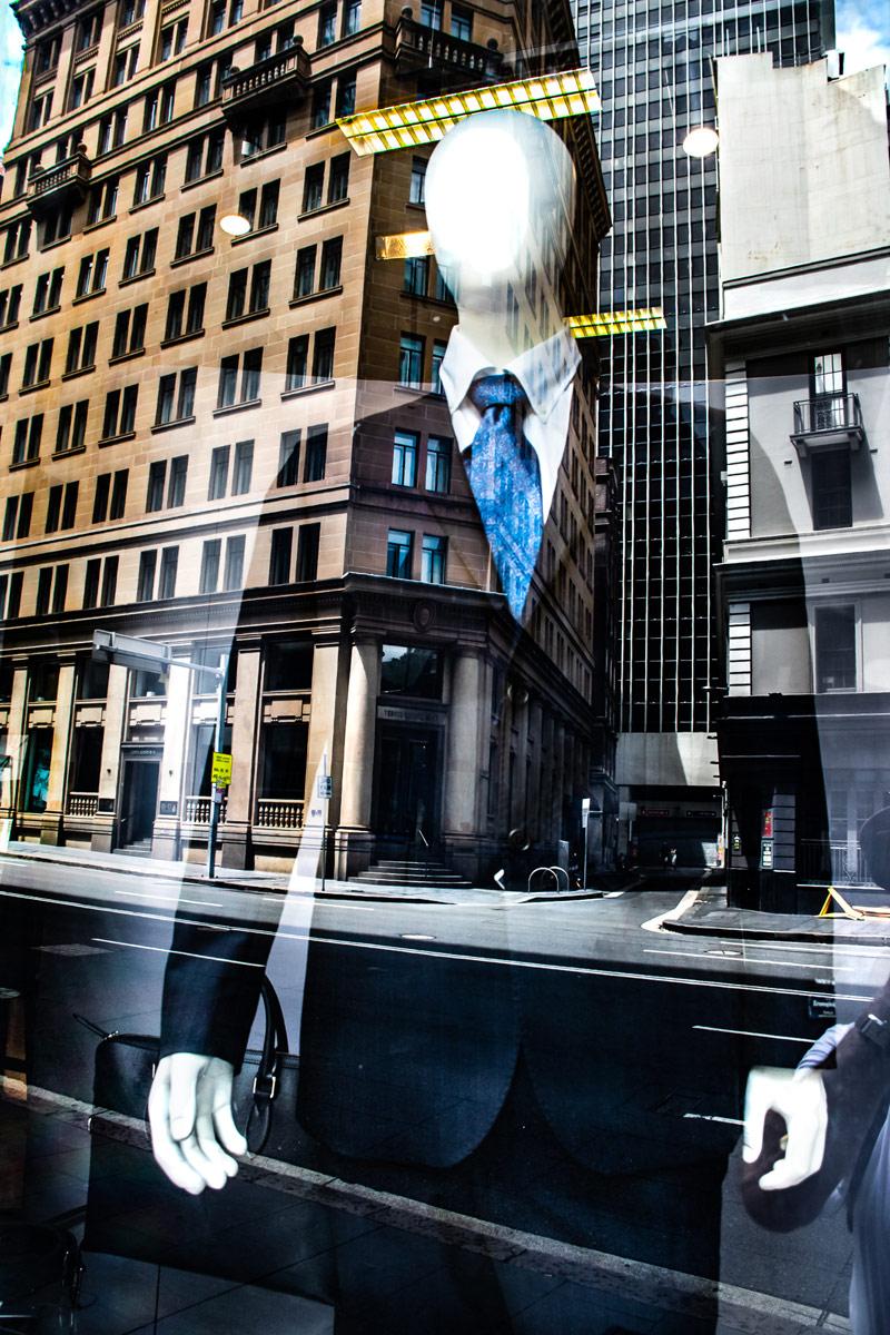Мистер 9 на 5, © Брюс Хасвелл, Австралия, Фильтр: нейтральный (ND), Фотоконкурс Marumi «Городской пейзаж со светофильтром»