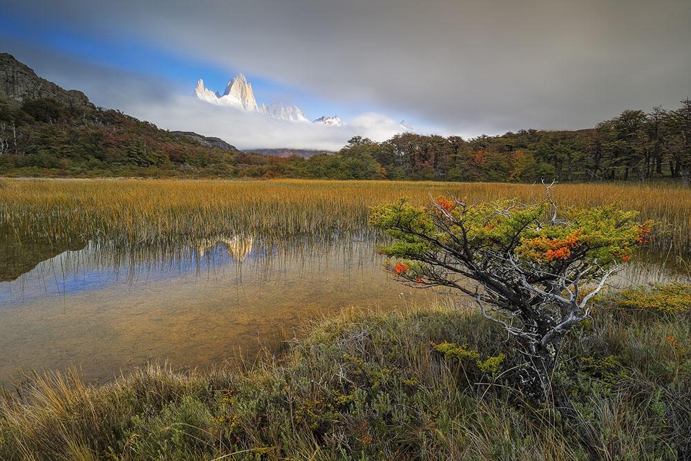 Вид, © Фортунато Гатто, Рейно Юнидо, Победитель в категории «Горный пейзаж», Фотоконкурс Memorial Maria Luisa