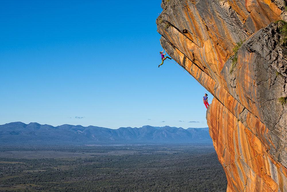 Чистые срезы, © Саймон Картер / Simon Carter, Австралия, Победитель в категории «Скалолазание», Фотоконкурс Memorial Maria Luisa