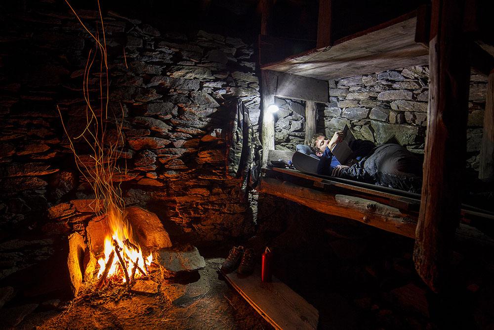 Отдых, © Паоло Раваси / Paolo Ravasi, Италия, Победитель в категории «Главное в горах — природа», Фотоконкурс Memorial Maria Luisa
