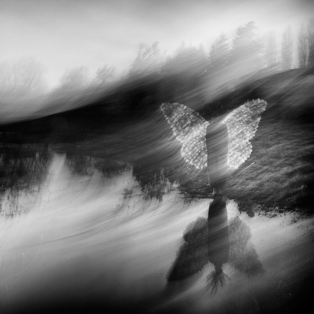Одинокий страж, © Даниэль Мунтяну (Румыния), Художественное открытие года – 2018 (любитель), Фотоконкурс Monochrome Awards