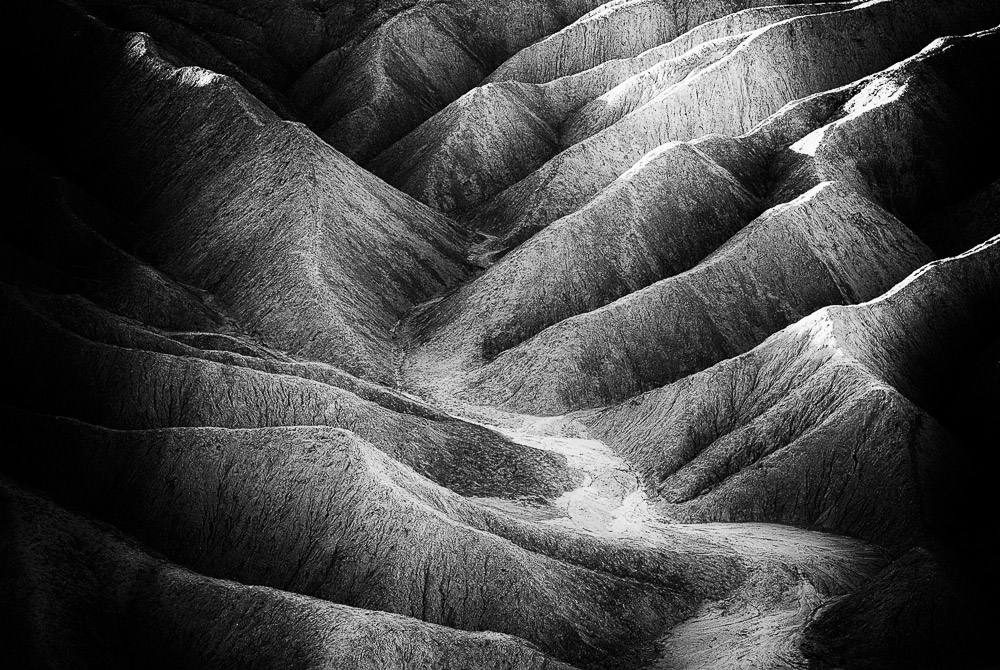 Однажды золотой..., © Кевин Эванс (США), Пейзажный фотограф года – 2018 (профессионал), Фотоконкурс Monochrome Awards