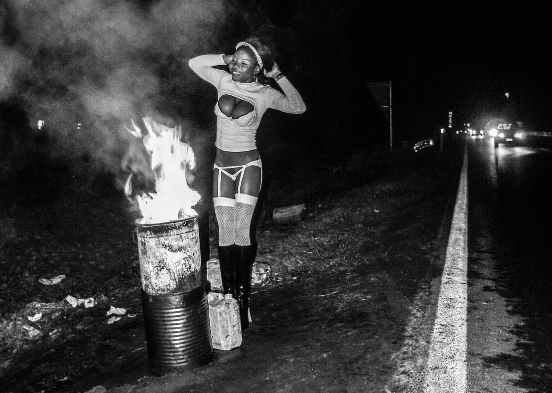 Sp40, © Клаудио Арези, 1-е место в категории «Уличная фотография», одиночное фото, Конкурс чёрно-белой фотографии MonoVisions