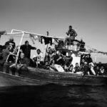 Беженцы, © Руи Кариа, 1-е место в категории «Фотожурналистика», серия, Конкурс чёрно-белой фотографии MonoVisions