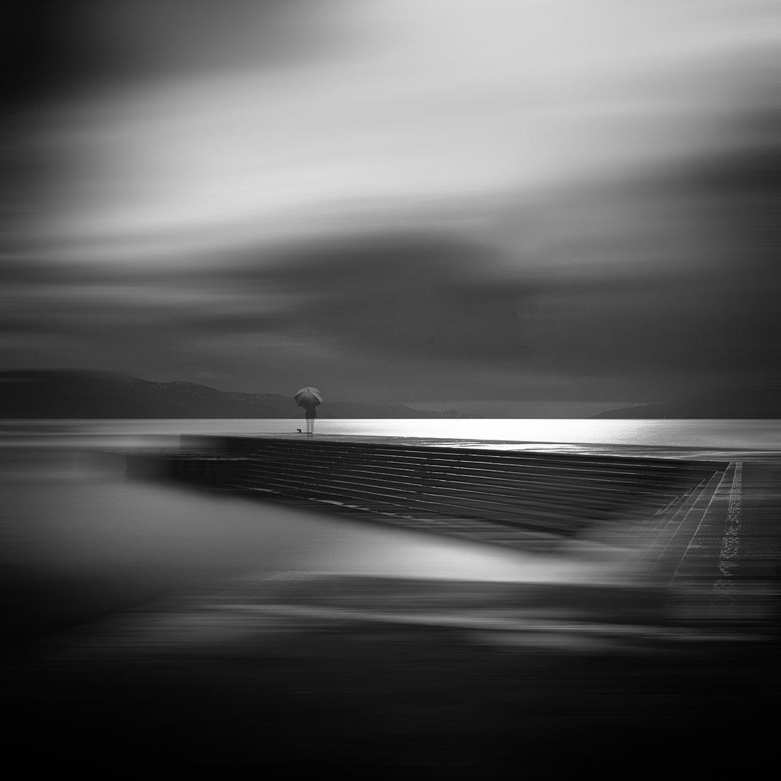 Память, © Сонг Джо Ву, 1-е место в категории «Художественная фотография», одиночное фото, Конкурс чёрно-белой фотографии MonoVisions