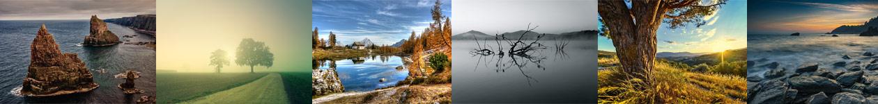 Фотоконкурс «Пейзажи» от More Art Please