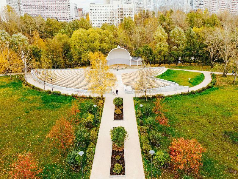 Парк «Яуза»