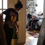 «День из жизни: Coathangers», © Жанетт Д. Мозес / Jeanette D. Moses, Риджвуд, США, Финалист категории «Профессионал: Портреты артистов», Фотоконкурс «Момент музыки»