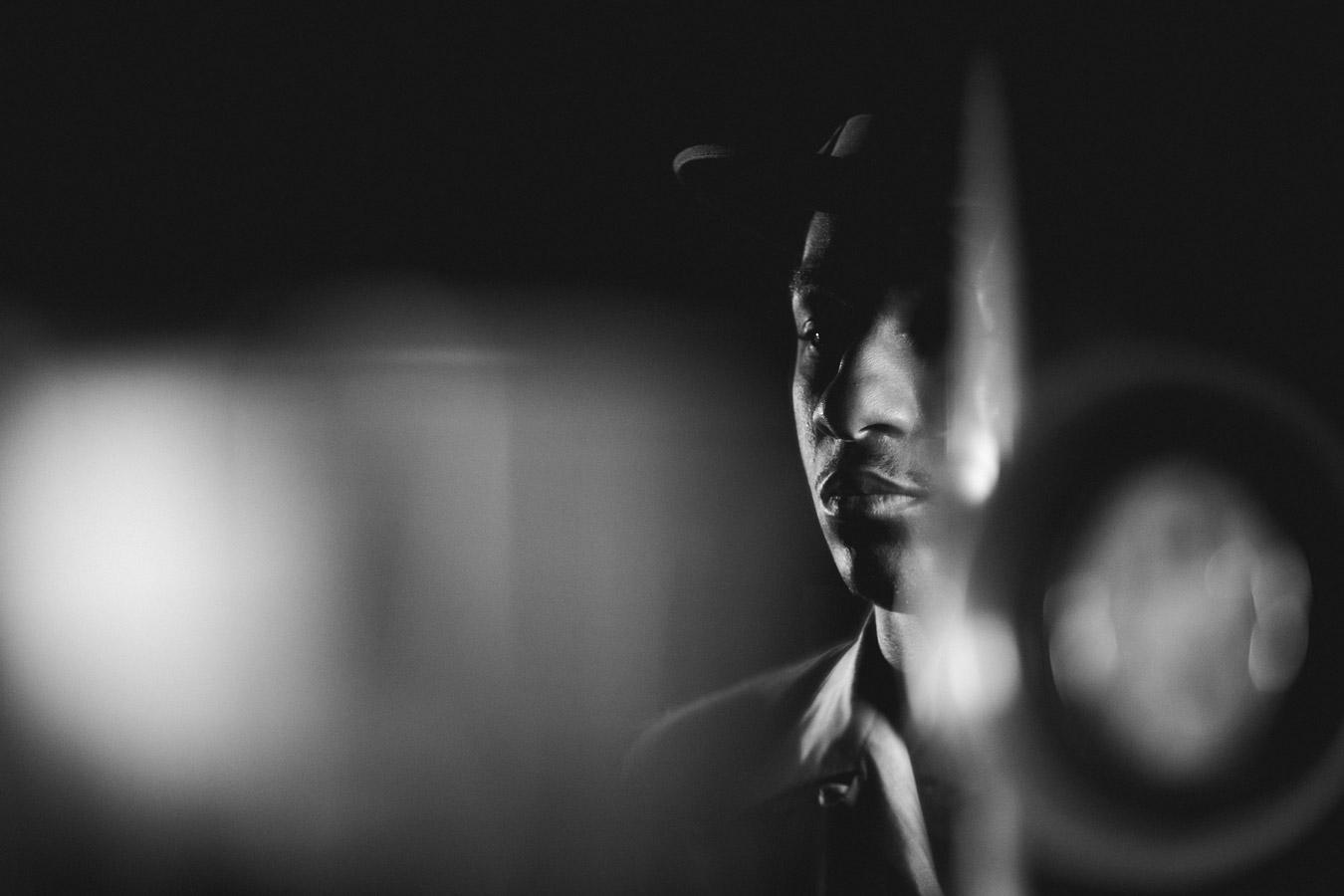 «Без названия», © Келли Элейн / Kelly Elaine, Западный Голливуд, США, Финалист категории «Профессионал: Портреты артистов», Фотоконкурс «Момент музыки»