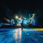 «Coldplay», © Рейчел Райт / Rachael Wright, Лос-Анджелес, США, Финалист категории «Профессионал : Выступления», Фотоконкурс «Момент музыки»
