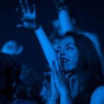 «Цвета её кожи», © Дориан Нур Йесперс / Dorian Nour Jespers, Брюссель, Бельгия, Первое место в категории «Любитель : Толпа», Фотоконкурс «Момент музыки»