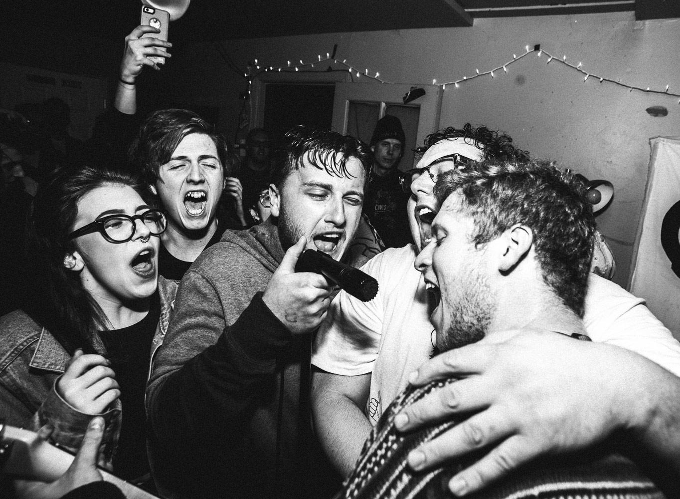 «Банда певцов», © Майк Чикетти / Mike Cicchetti, Порт Вашингтон, США, Финалист категории «Любитель : Толпа», Фотоконкурс «Момент музыки»