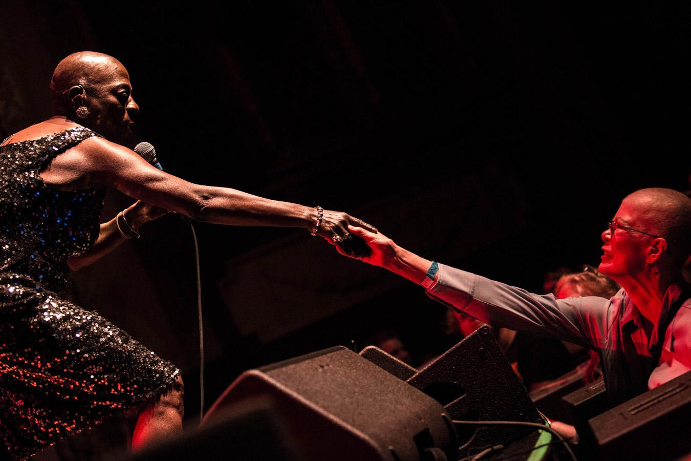 «Мисс Шарон Джонс», © Джеффри Нойбауэр / Jeffrey Neubauer, Миссула, США, Победитель зрительского голосования, Фотоконкурс «Момент музыки»