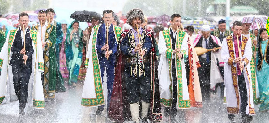 VII Всероссийский фотоконкурс «Национальные праздники народов России»
