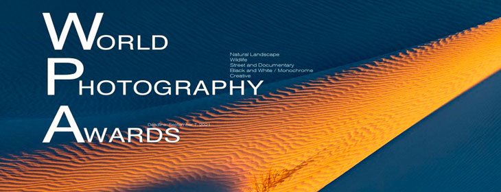 Премия World Photography Awards 2021 от NAPA
