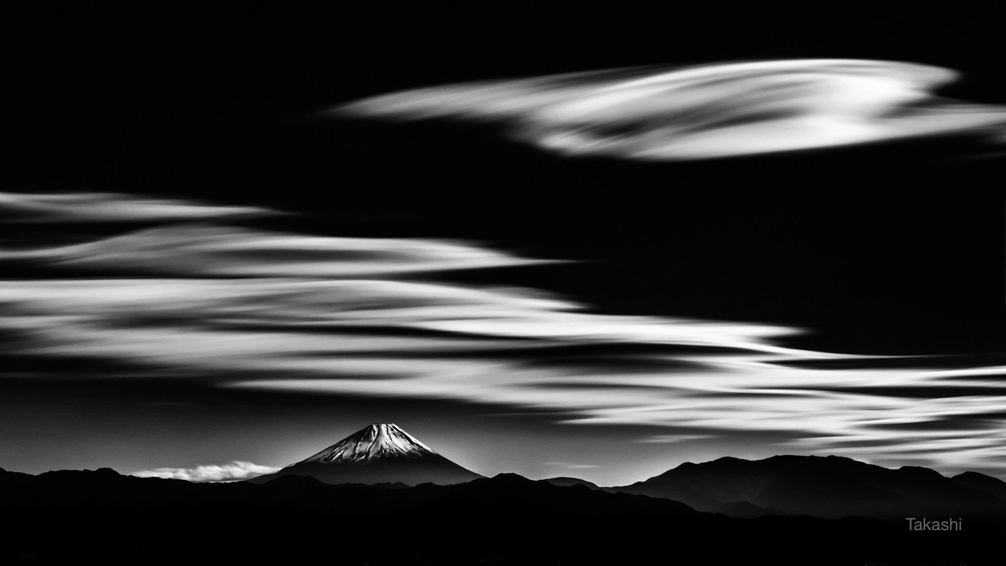 Планета с горы Фудзи. Яманаси, Япония, © Такаши, Токио, Япония, Высокая оценка в категории «Пейзаж», Фотоконкурс «Лучшая природная фотография Азии»