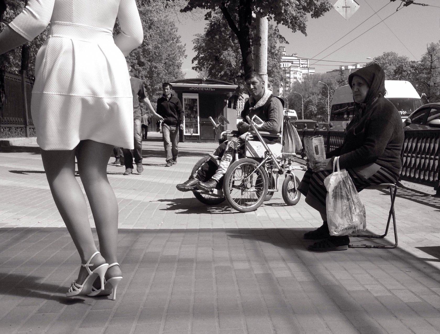 В рабстве, © Сергей Фесенко, Воронеж, Фотоконкурс «Неслучайный свидетель»