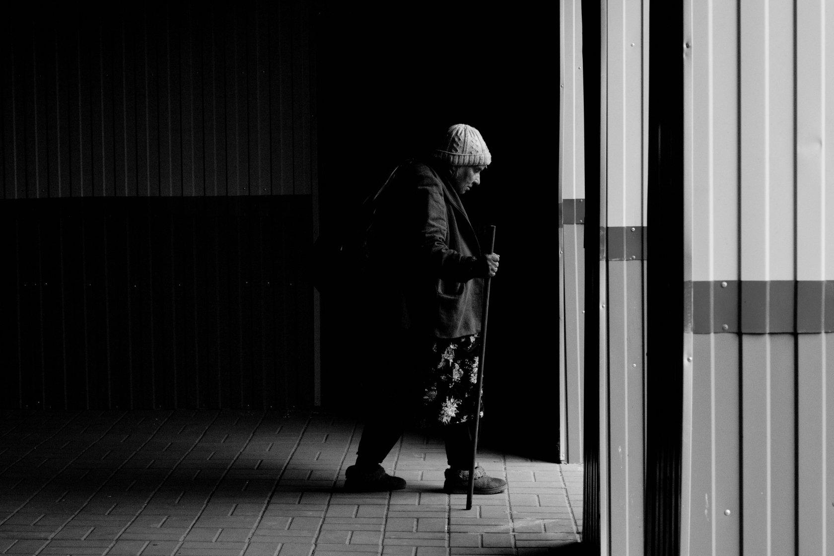 Одиночество, © Сергей Фесенко, Воронеж, Фотоконкурс «Неслучайный свидетель»