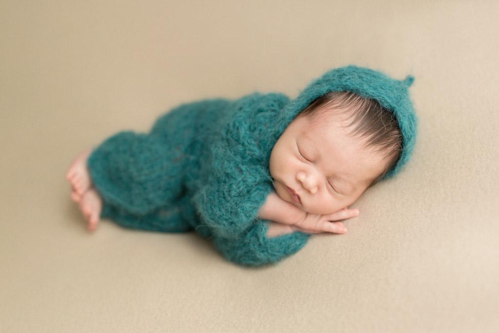 Уютный, © Раса де Вернейль, Бельгия, Фотоконкурс новорожденных
