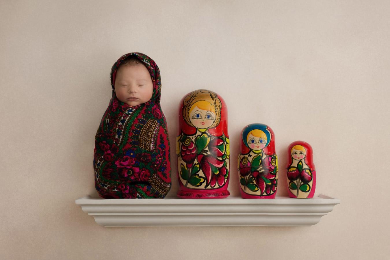 Без названия, © А. Тетера, Великобритания, Фотоконкурс новорожденных