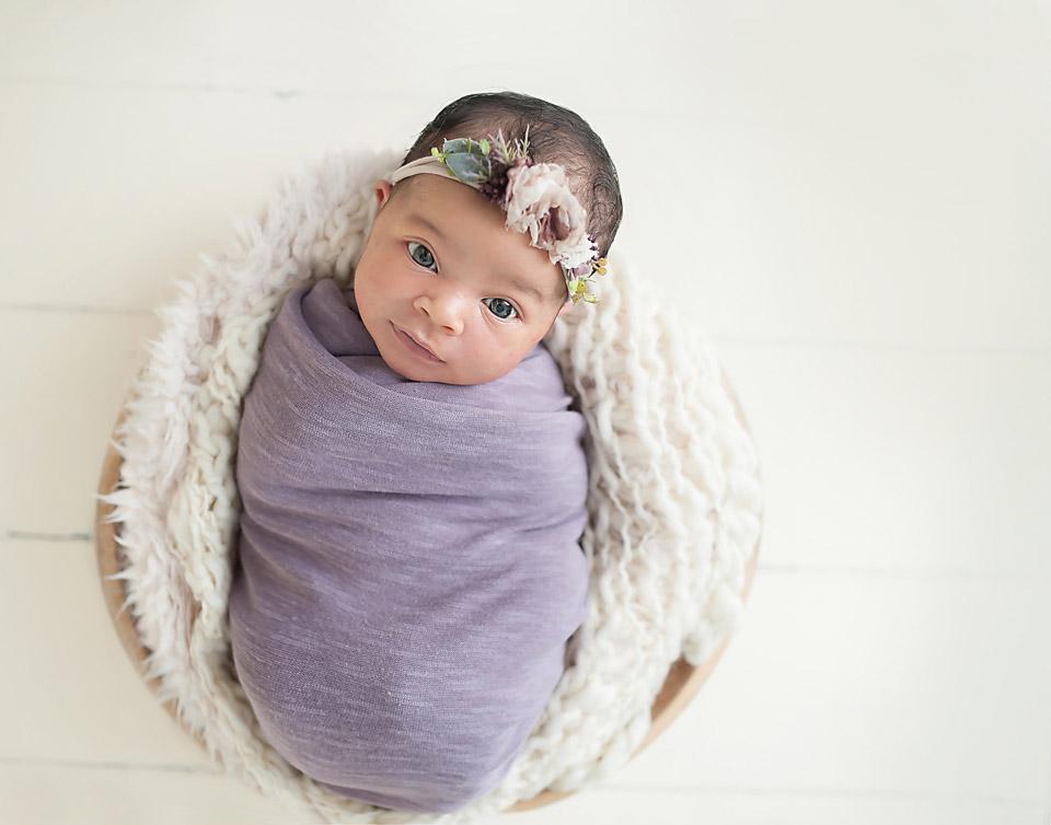 Готов для крупного плана, © Робертс Карри, Фотоконкурс новорожденных