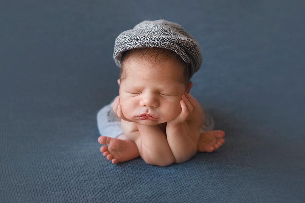 Ребёнок П., © Амалия Люпут, Испания, Фотоконкурс новорожденных