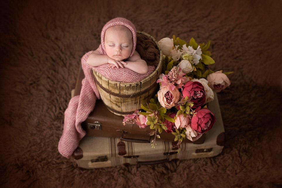 Ребёнок-путешественник, © Вероника Тебан, Испания, Фотоконкурс новорожденных