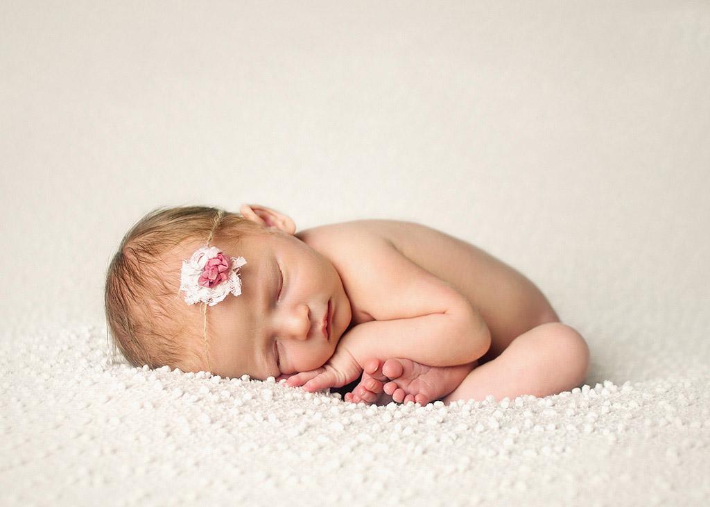 Спящий ангел, © Жасмин Рупп, США, Фотоконкурс новорожденных