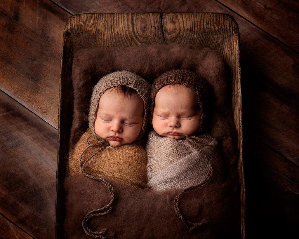 Двое, © Анна Арвидсон, Швеция, Фотоконкурс новорожденных