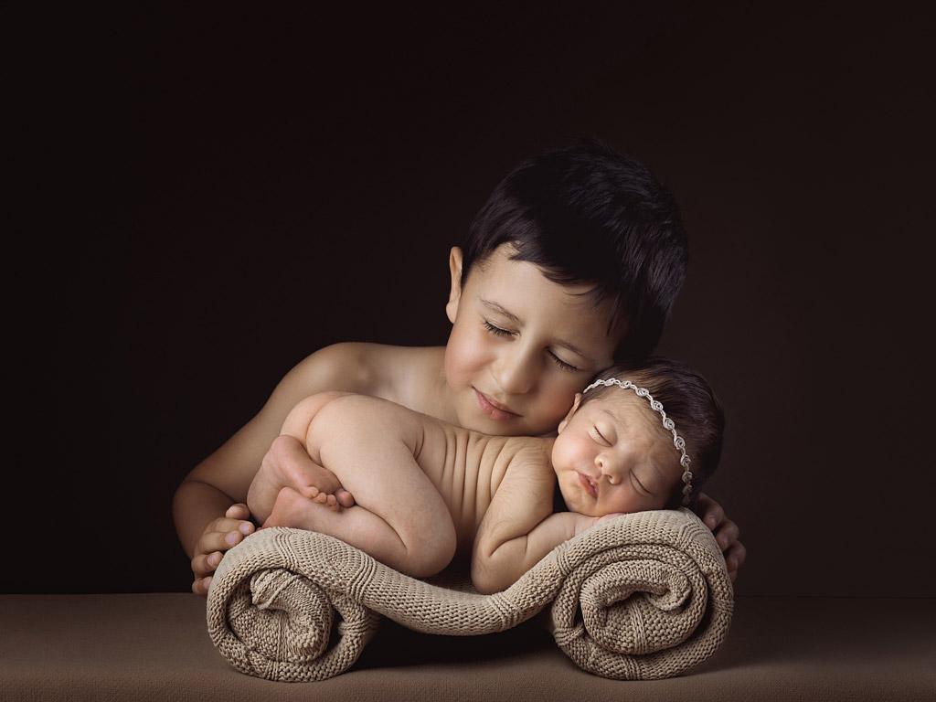 Для жизни, © Дэвид Сильва, Португалия, 3-е место, Фотоконкурс новорожденных