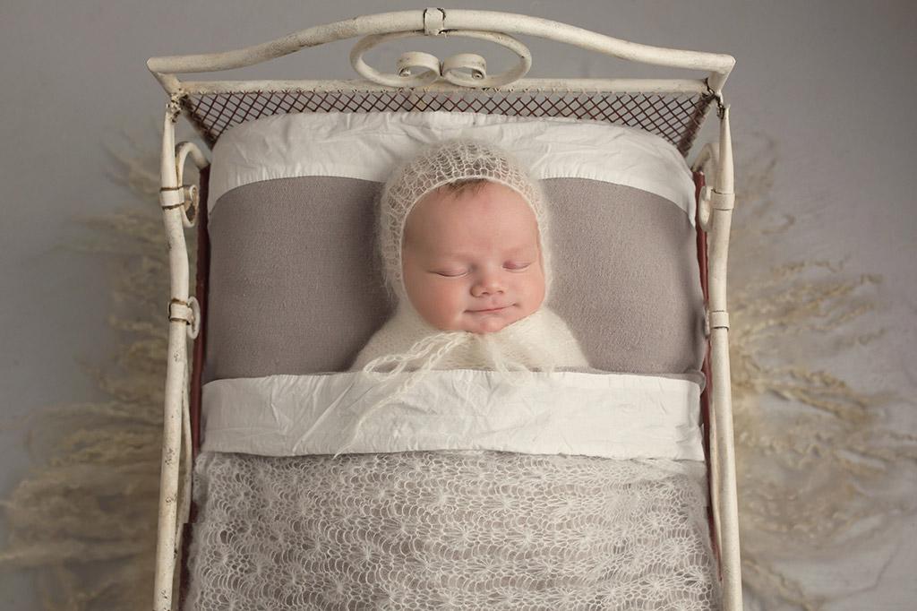 Зима, © Чаннон Уильямсон, Австралия, Фотоконкурс новорожденных