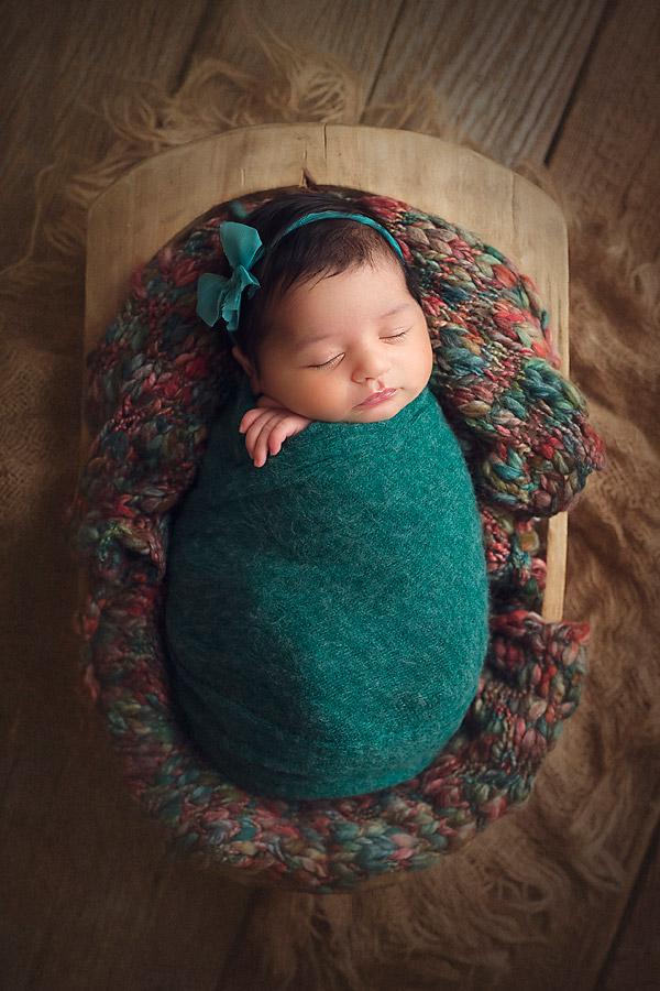 Шерин, © Миет Нейринккс, Бельгия, Фотоконкурс новорожденных