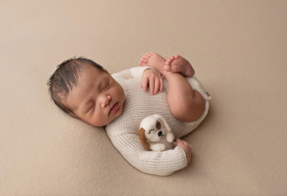 Уютно устроиться, © Тина Крафтс, США, Фотоконкурс новорожденных