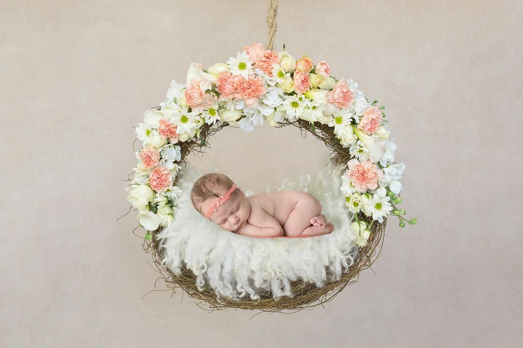 Коралли, © Женевьева Гренон, Канада, 3-е место, Фотоконкурс новорожденных