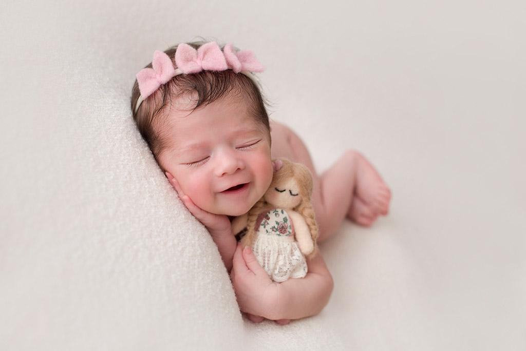 Сладкая кукла, © Вероника Тебан, Испания, Фотоконкурс новорожденных