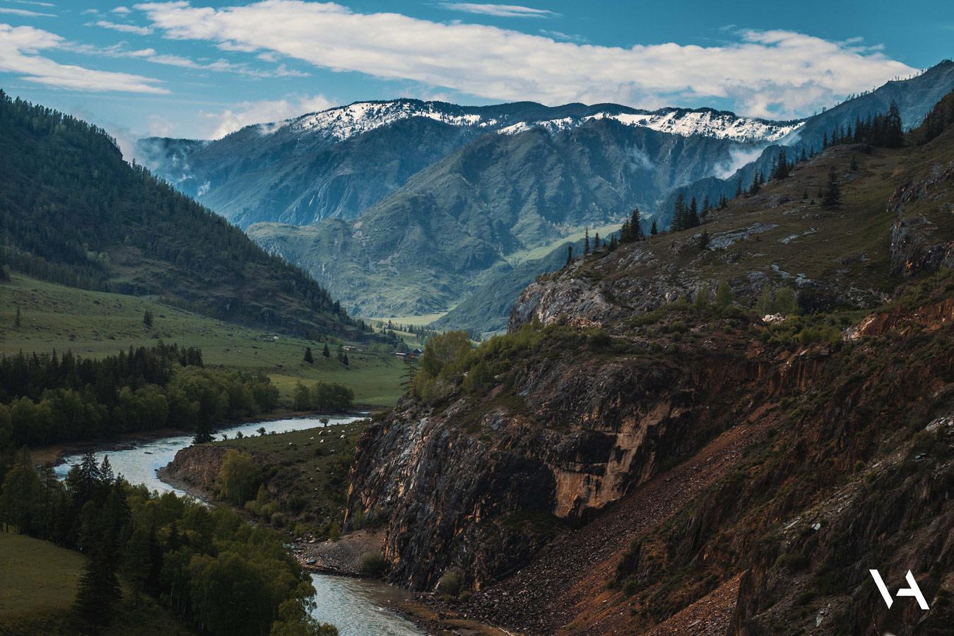 Горы Алтая, © Иоанн Степанченко, Фотоконкурс «О высоком» от National Geographic Россия