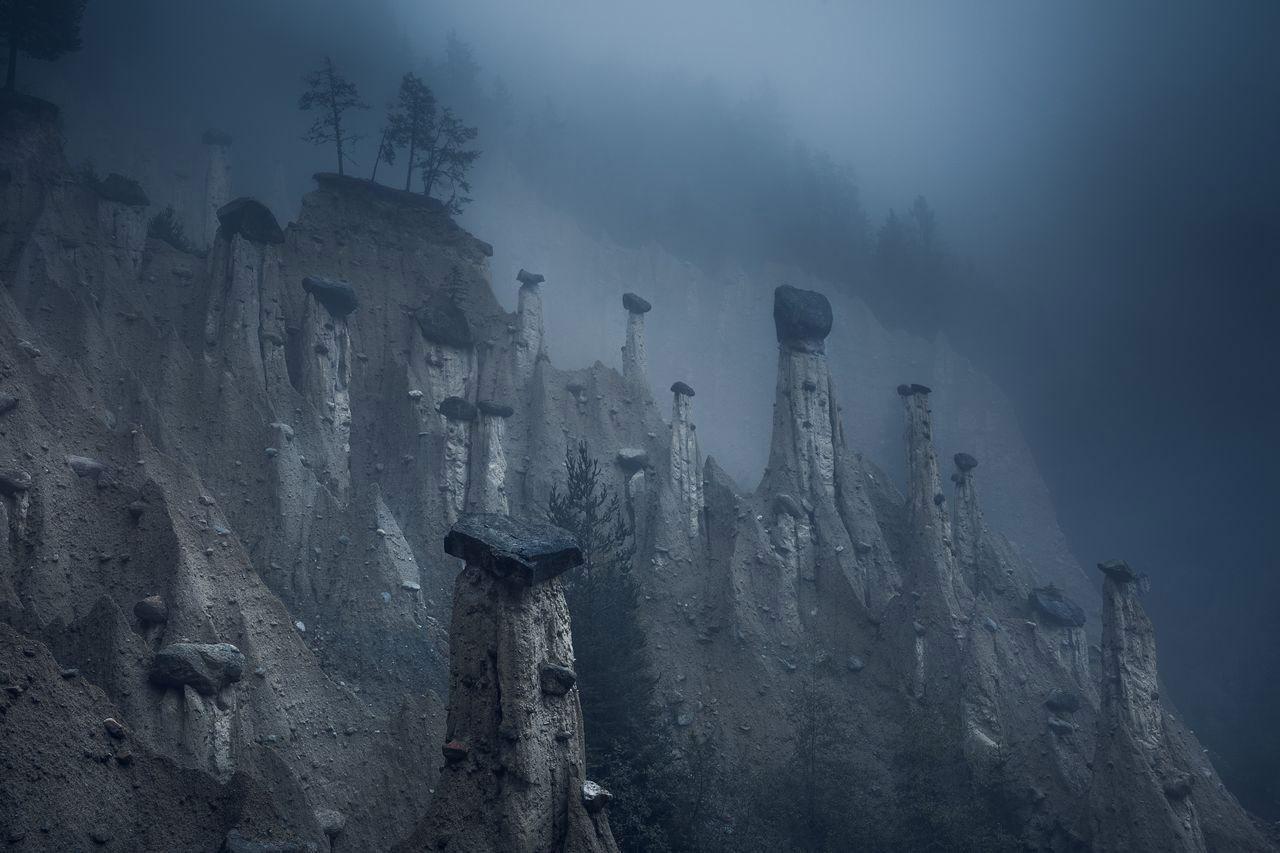 Марс, © Марко Грасси, Третье место в категории «Природа», Конкурс «Тревел-фотограф года» от National Geographic