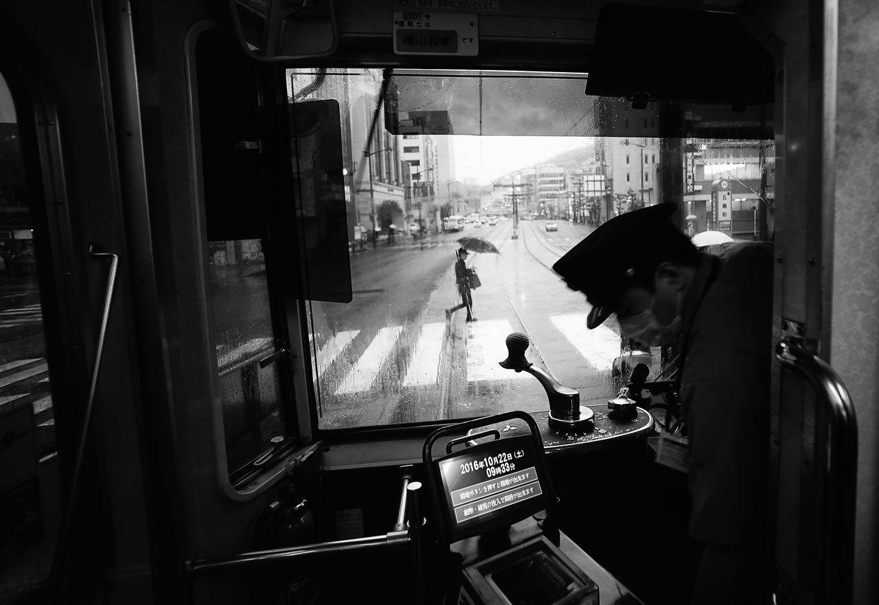 Ещё один дождливый день в Нагасаки, Япония, © Хиро Курашина, Первое место в категории «Города», Конкурс «Тревел-фотограф года» от National Geographic