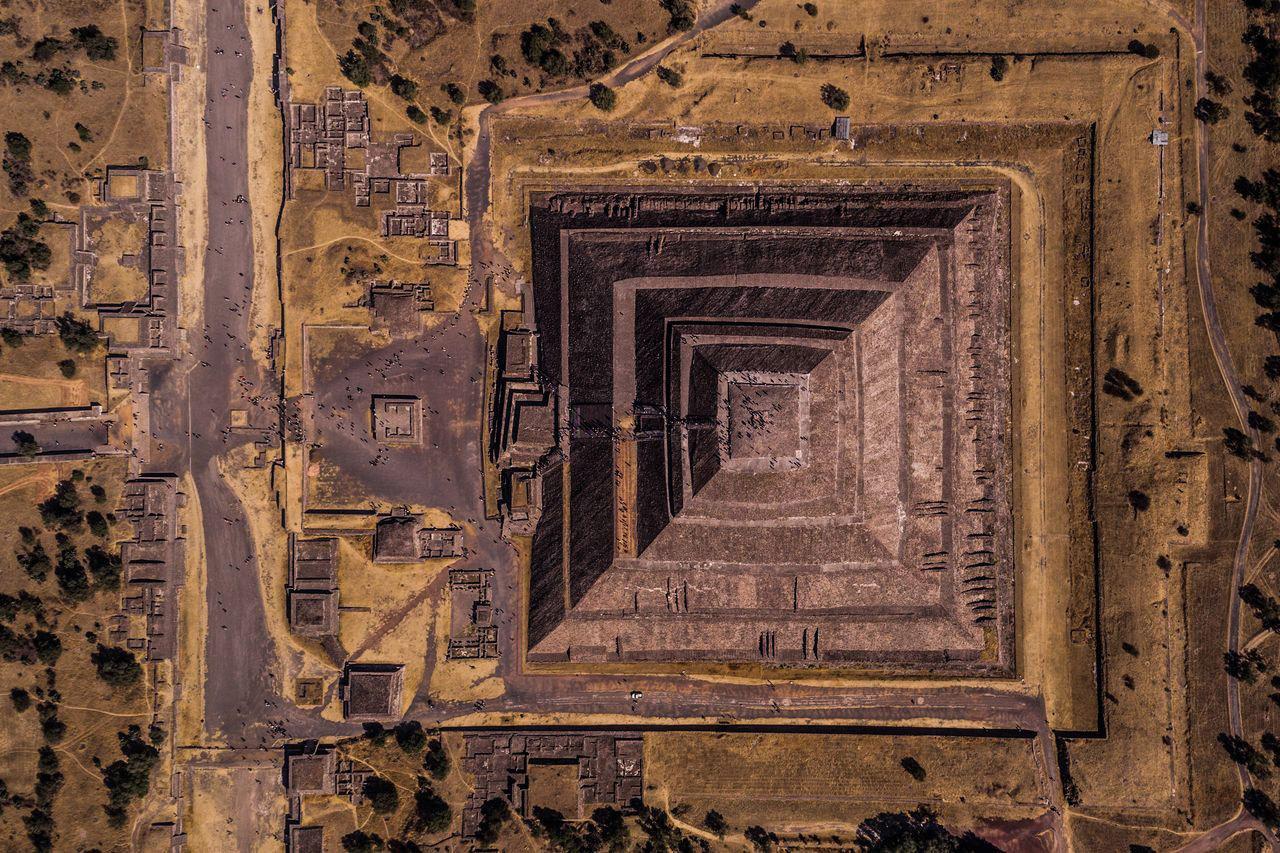 Геометрия Солнца, © Энрико Пескантини, Второе место в категории «Города», Конкурс «Тревел-фотограф года» от National Geographic